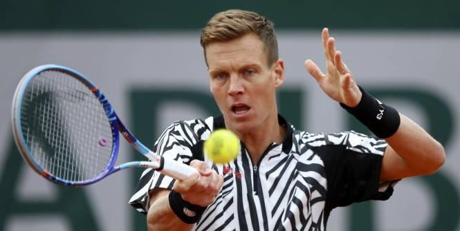 Roland-Garros-Tomas Berdych
