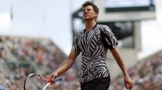 Autrichien Dominic Thiem-Roland-Garros