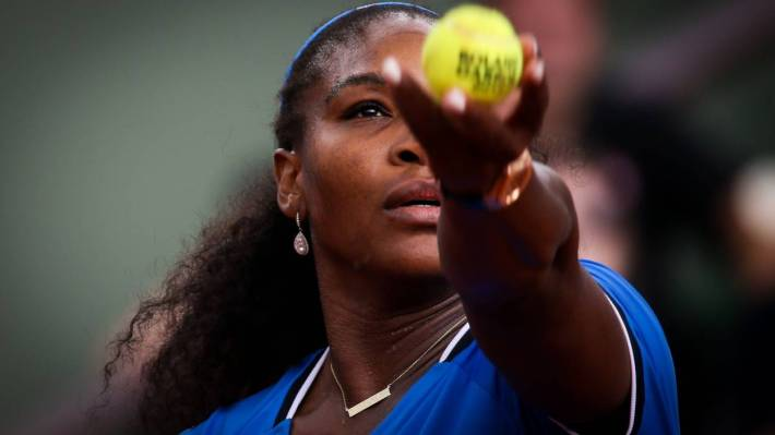 Roland-Garros - Serena Williams
