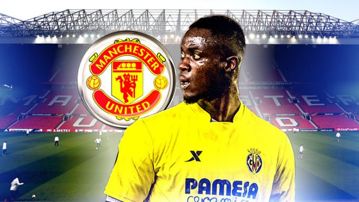 eric-bailly-villarreal-manchester-united