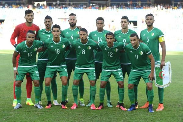 Rio 2016 -Algérie