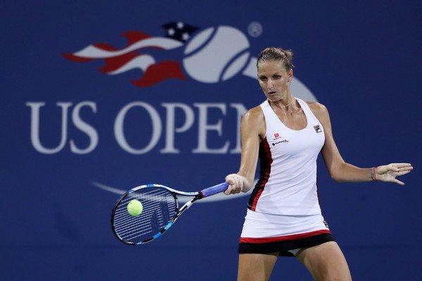 US Open-Karolina Pliskova