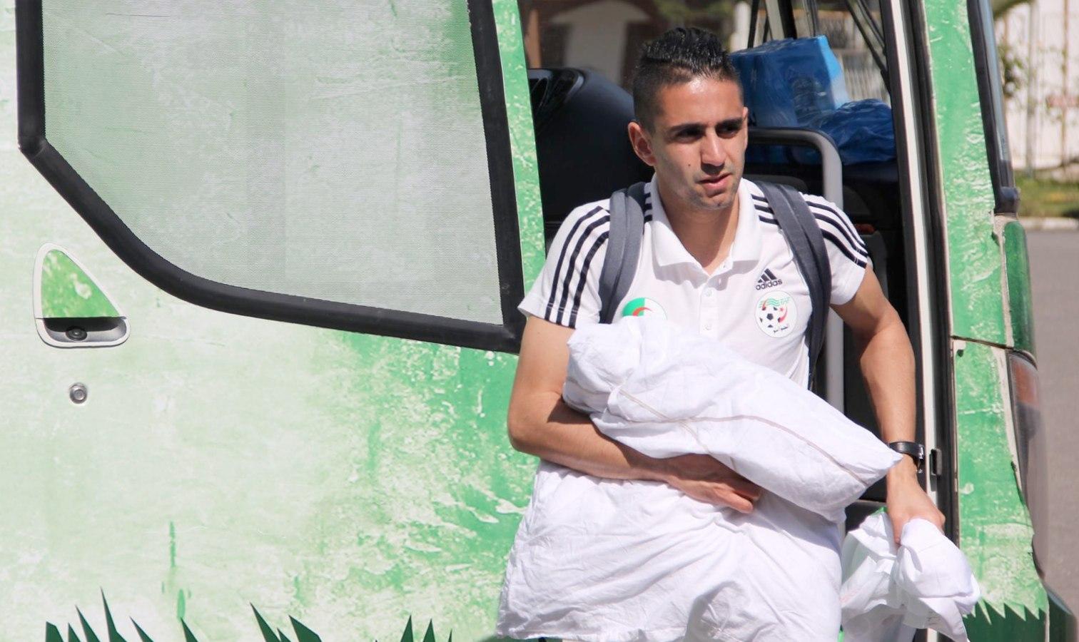 Boudebouz aurait pu signer à Manchester United — Montpellier