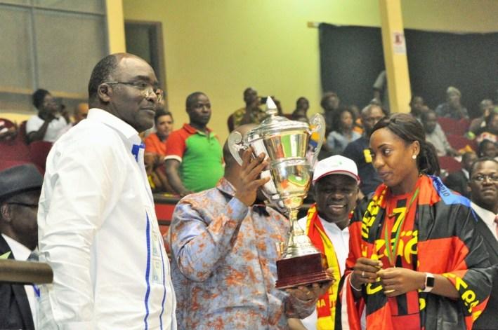 Coupe d 39 afrique des clubs champions ahly et primero sacr s - Coupe d afrique handball ...