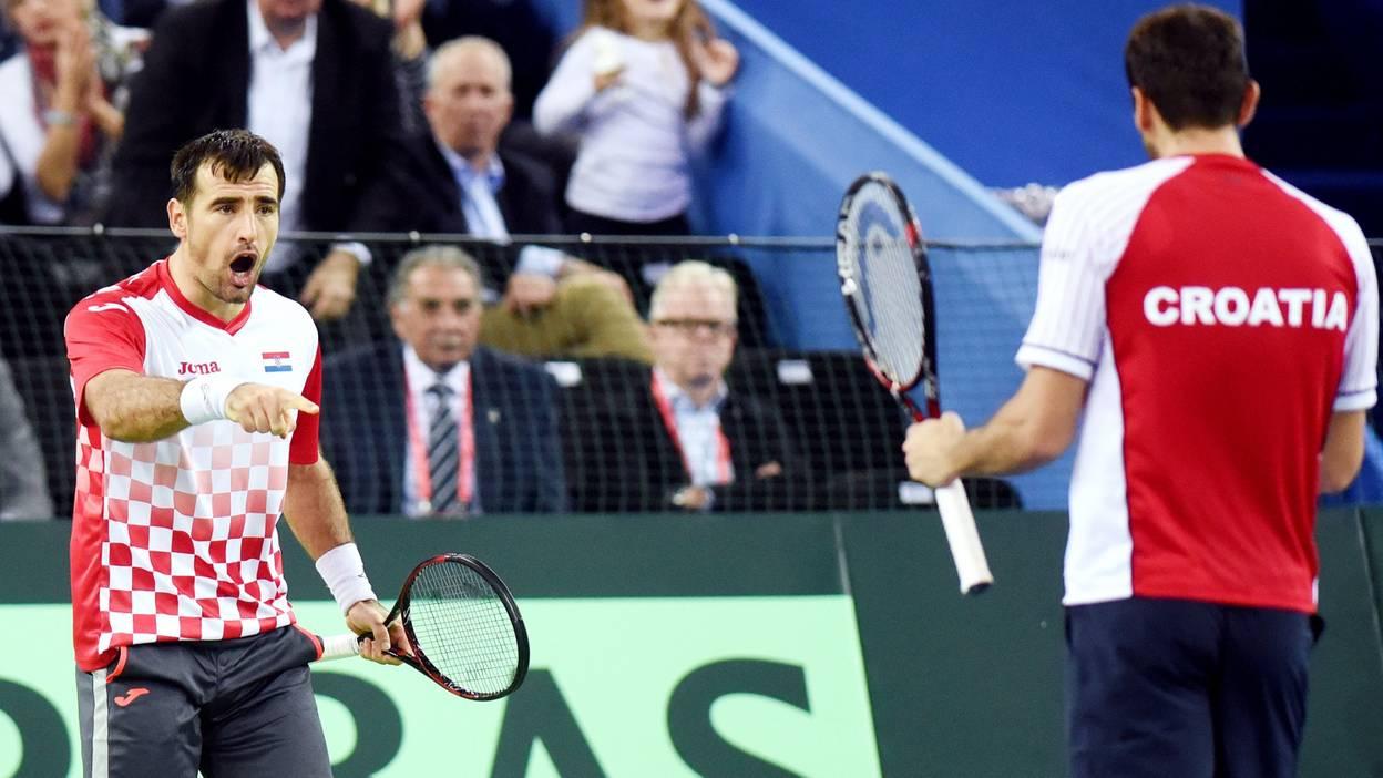 Tennis - Coupe Davis: L'Argentine bat la Croatie, s'offre son premier titre