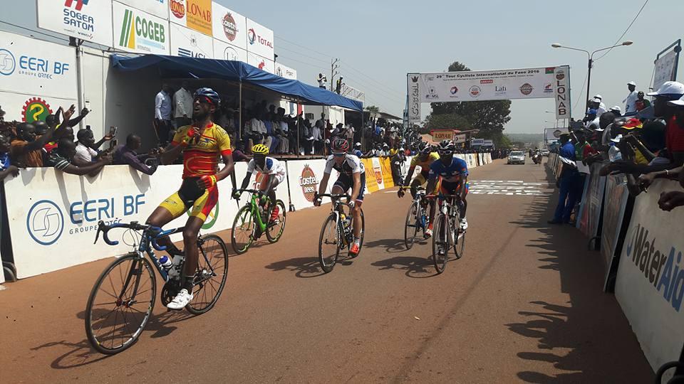 En images : la 29e édition du Tour de Faso