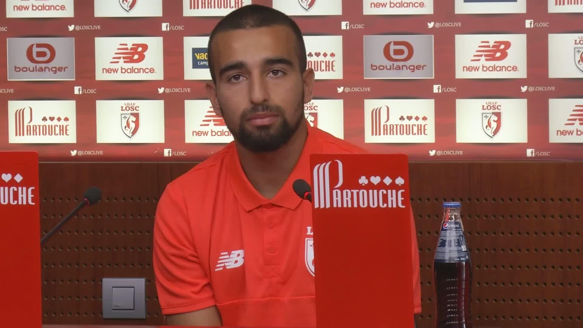 Foot Afrique Lille: Naim Sliti veut quitter le club