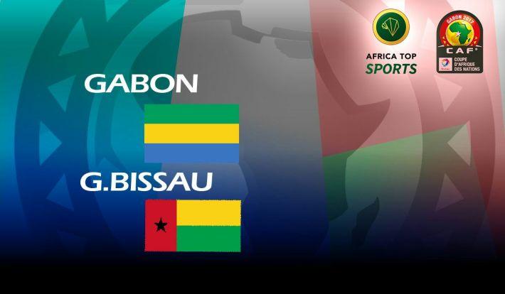 Gabon guinée bissau ATS