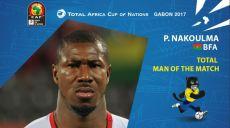 nakoulma homme du match