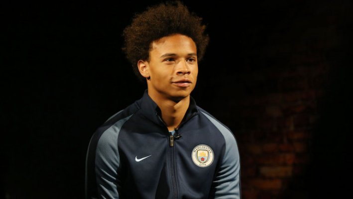 leroy sané city