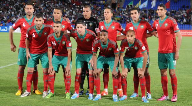 La liste pour le Burkina Faso et la Tunisie — Maroc