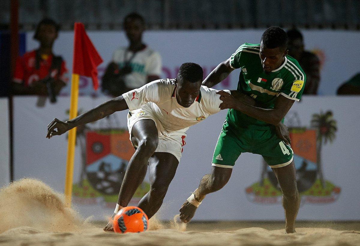 Beach Soccer : le Sénégal domine l'Équateur (9-0)