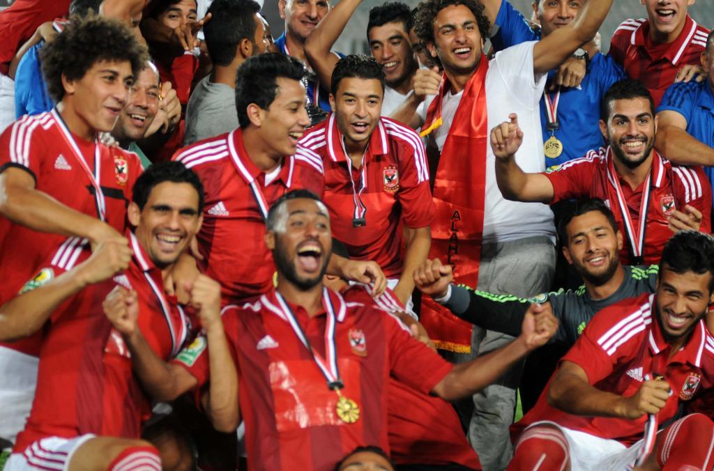 39è sacre de champion d'Egypte — Al Ahly