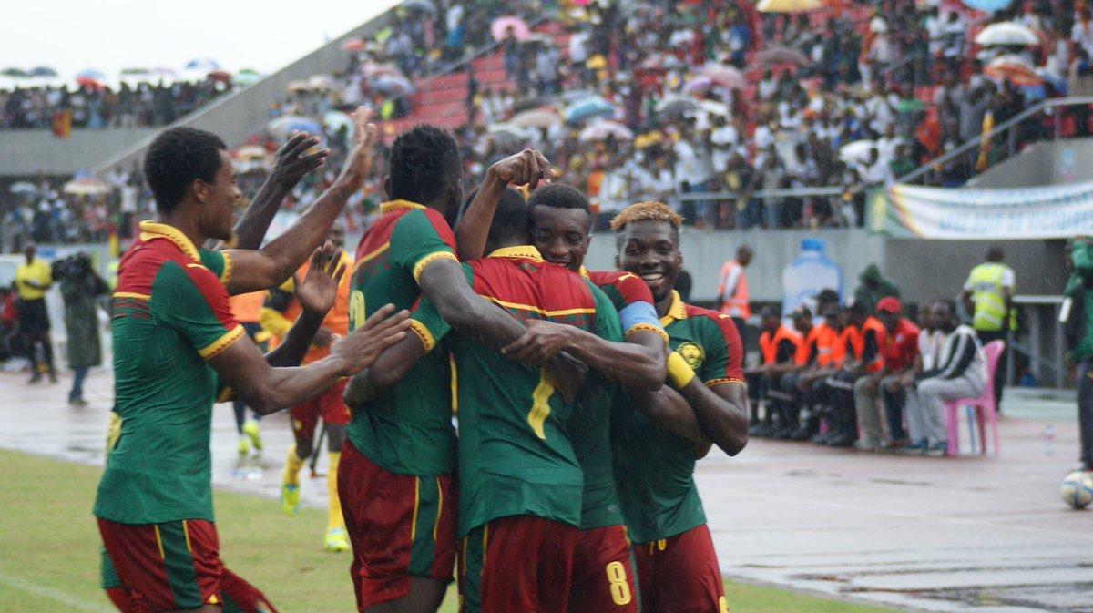 30 joueurs pour la Coupe des Confédérations 2017 — Cameroun