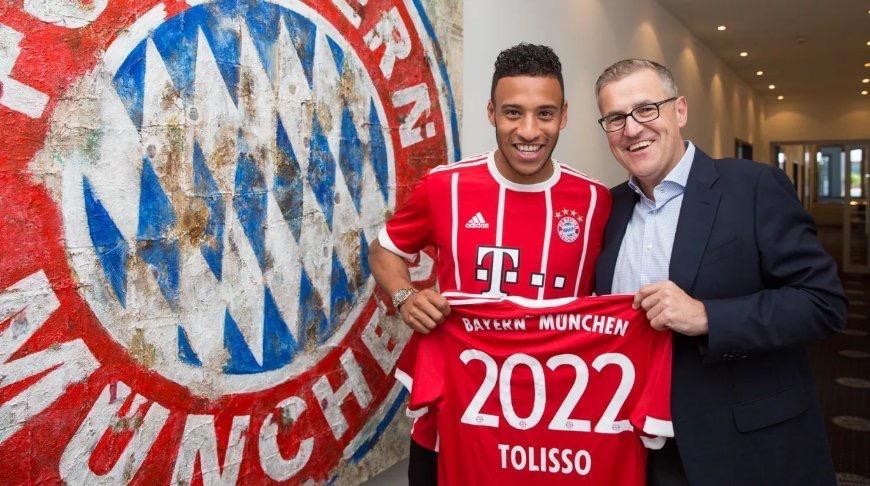 Corentin Tolisso dévoile les dessous de son transfert — Bayern Munich