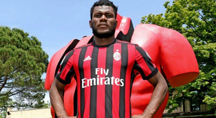 Serie A: Franck Kessié s'engage à l'AC Milan