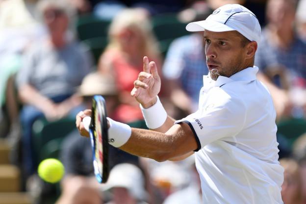 Nadal éliminé par Muller en huitièmes de final — Tennis-Wimbledon