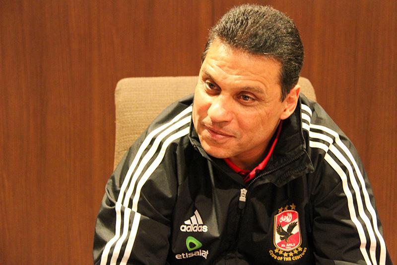 Le coach de l'équipe égyptienne d'Al Ahly sanctionné