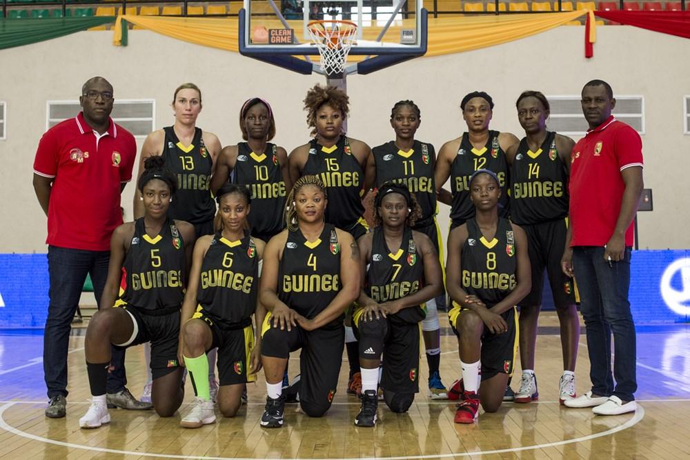 Le Sénégal atomise la Guinée (105-39) en match d'ouverture — Afrobasket dames