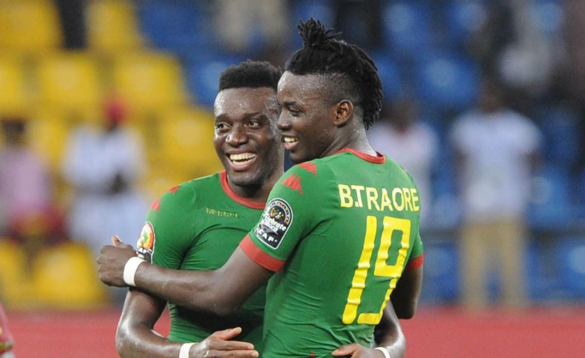 Afrique Elim Mondial 2018: Alain Traoré sauve le Burkina faso d'une défaite