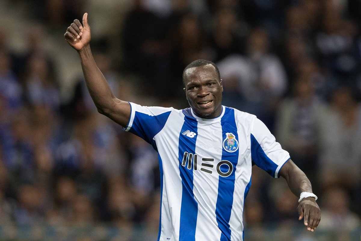 Porto: Vincent Aboubakar prolonge jusqu'en 2021