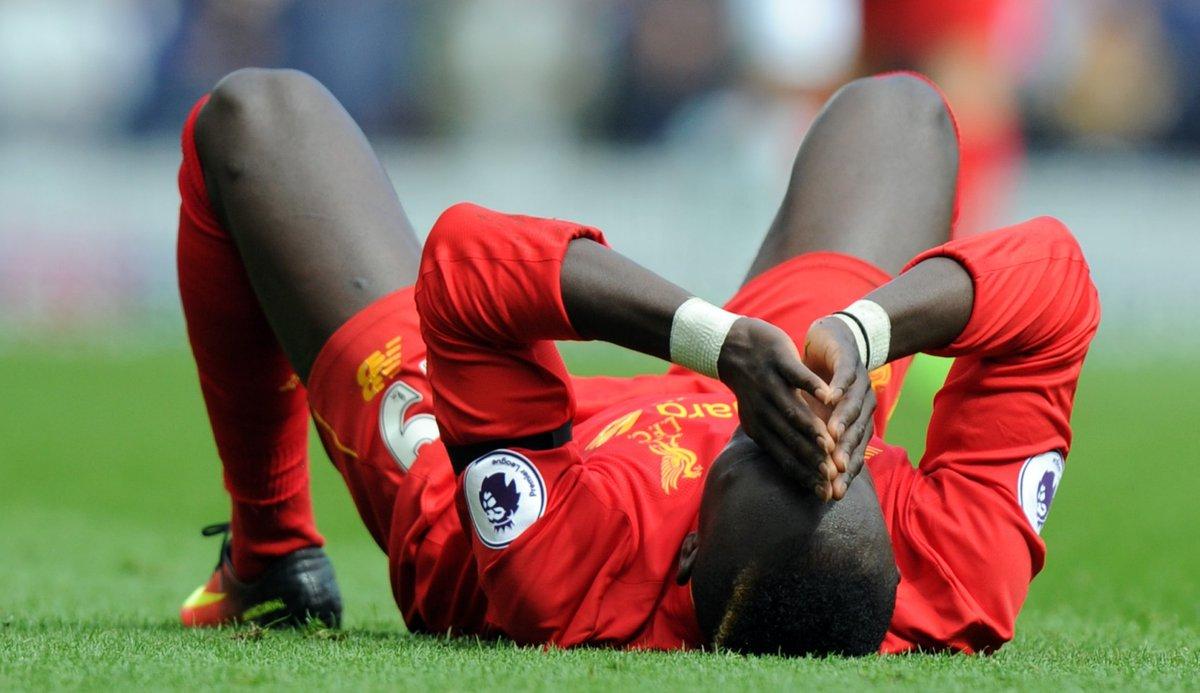Jusqu'à six semaines d'absence pour Mané — Liverpool