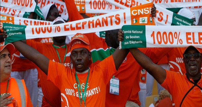 Supporters-elephants