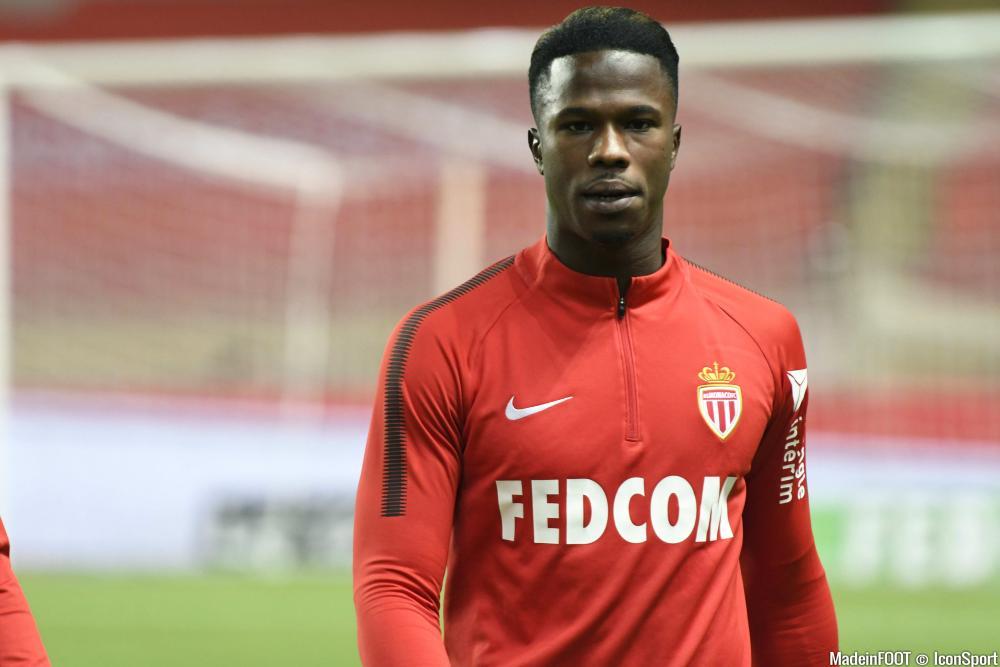 Avec l'AS Monaco Keita Baldé ne montre pas son vrai niveau
