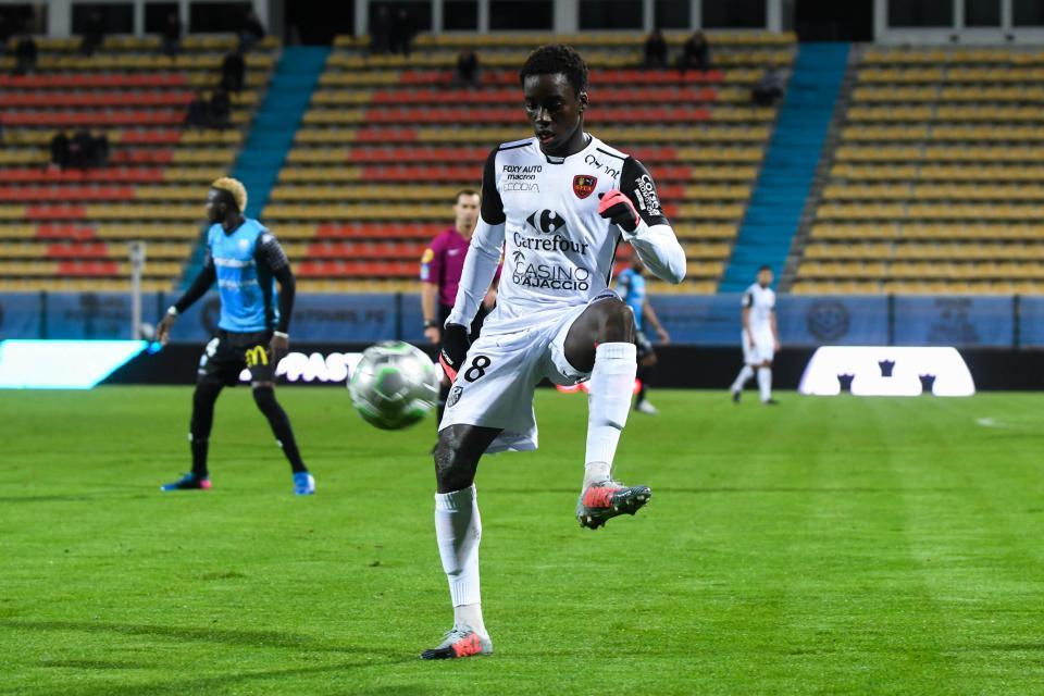 Leicester signe Fousseni Diabaté — Officiel