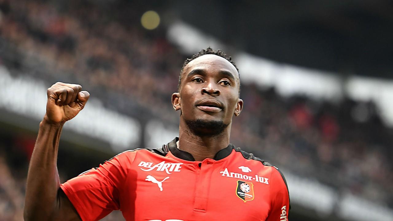 Firmin Mubele convoité par Toulouse — Foot Afrique Rennes