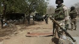 L'armée nigerianne