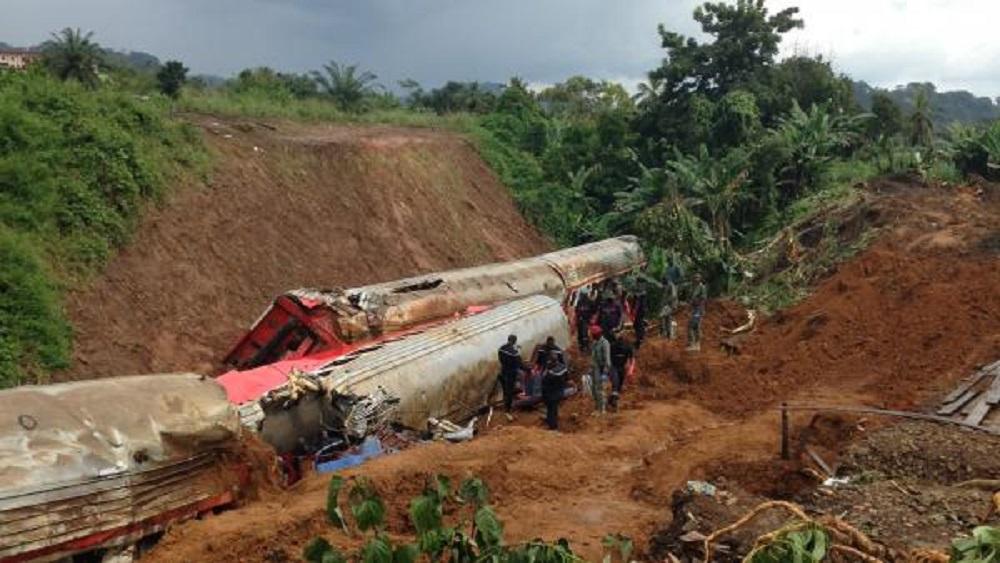 Cameroun: le train roulait trop vite
