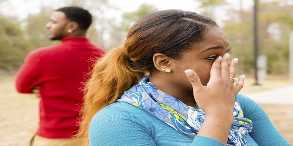 Couple: 7 types d'angoisse qu'on ressent à cause des Ex