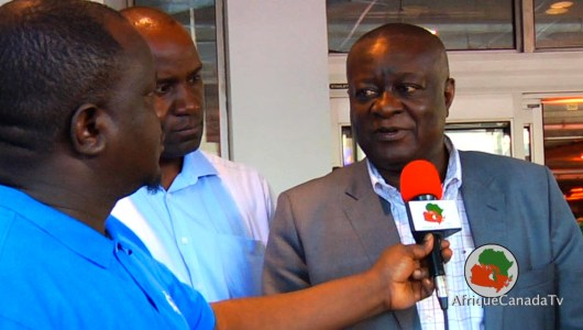 RDC-Canada: Arrivée de Tunda Ya Kasende, Secrétaire Général Adjoint du PPRD