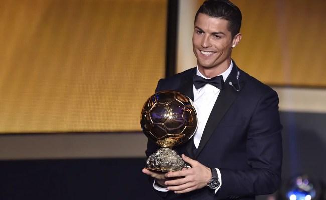 Ballon D Or 2019 Cristiano Ronaldo Lance Les Hostilités