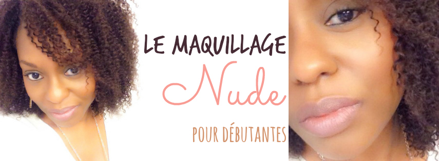 maquillage nude definition
