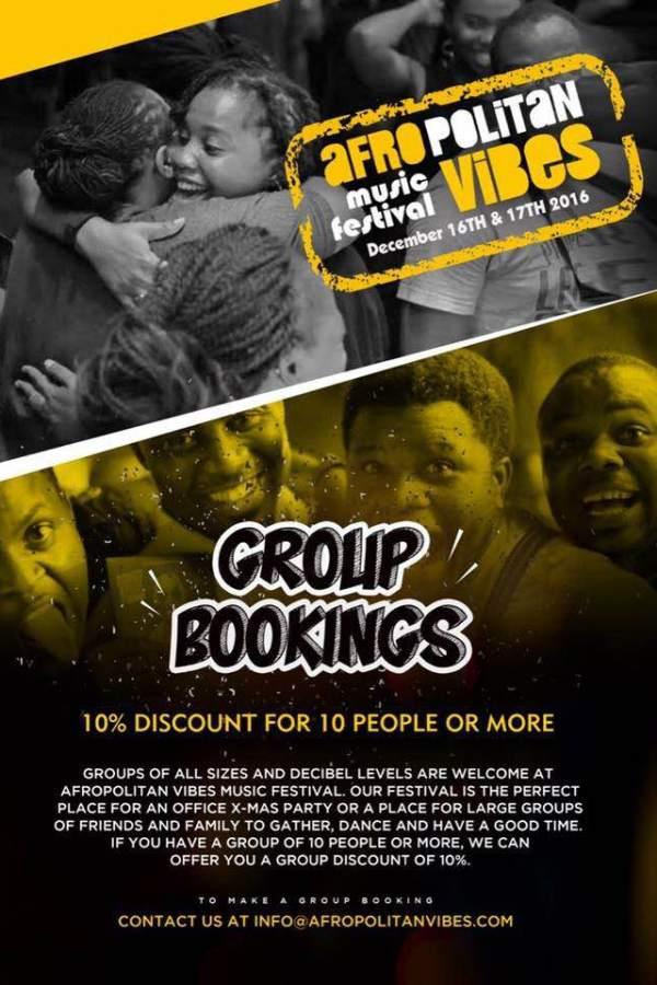 Av Fest GroupBookings