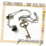 October Giveaway 2: Necklace from Pulp Sushi