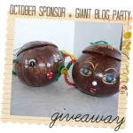 October Giveaway 6: Coconut Purses