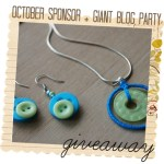 October Giveaway 9: Earring and Necklace Set