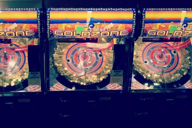 GoldZone Game