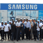 samsung technical training Nigeria