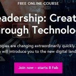 FREE! Join the University of Reading Digital Leadership Class for IT Professionals