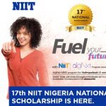 Applications Open for the 17th NIIT Nigeria Scholarship 2016 – IT Training Programme