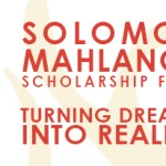 Solomon Mahlangu Scholarship Fund for Young South Africans 2017
