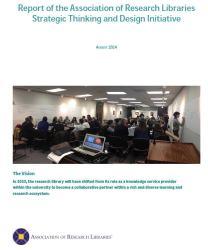 ARL Strategic Thinking cover