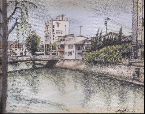 下川端商店街(寿橋)