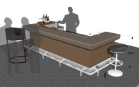 Standard Commercial Bar Dimensions, Typical Heights - AG ...