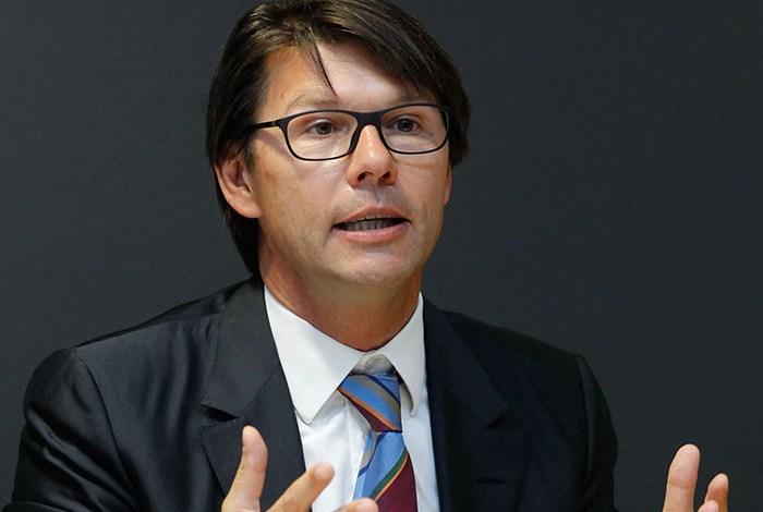 Pierre Etienne Bindschedler, President du Pole Alsace Energivie et PDG de la societe Soprema