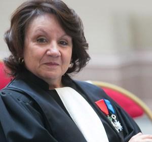 Yolande Renzi, nouveau procureur de la republique de Strasbourg